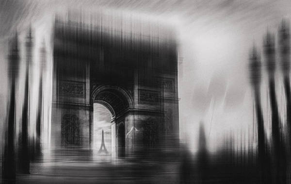 Wall Art - Photograph - Triumphal Arch by Oussama Mazouz