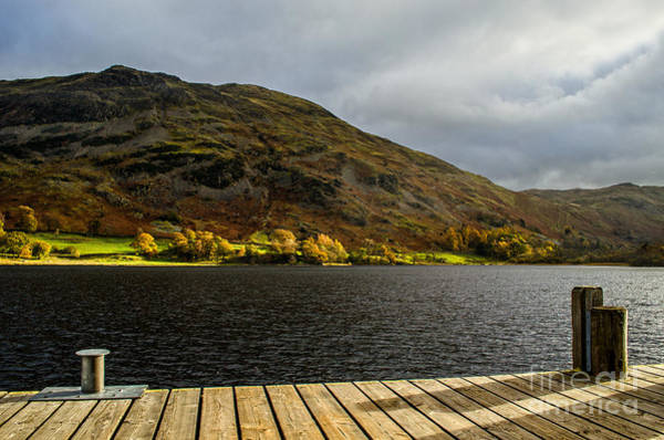 Glenridding Wall Art - Photograph - Ullswater by Linsey Williams