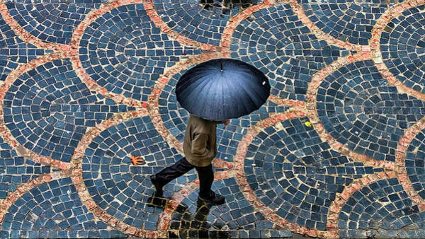 Rainy Photograph - Untitled by Saman Khoshamuz