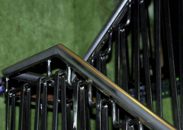 Wall Art - Photograph - Up The Down Staircase by Madeline Ellis