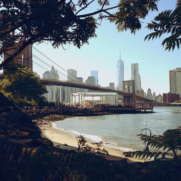 Photograph - Upon The Brooklyn Shore by Natasha Marco