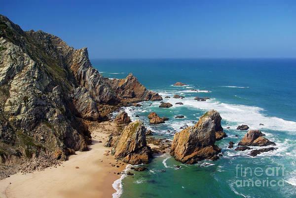 Roca Wall Art - Photograph - Ursa Beach by Carlos Caetano