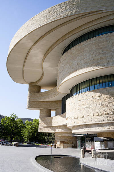 Photograph - Us National Museum Of The American Indian In Washington Dc by William Kuta