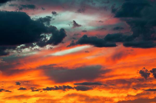 Wall Art - Photograph - Usa, Arizona, Sunset Over Page by Bernard Friel
