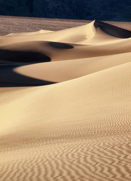 Collins Photograph - Usa, California, Death Valley National by Ann Collins