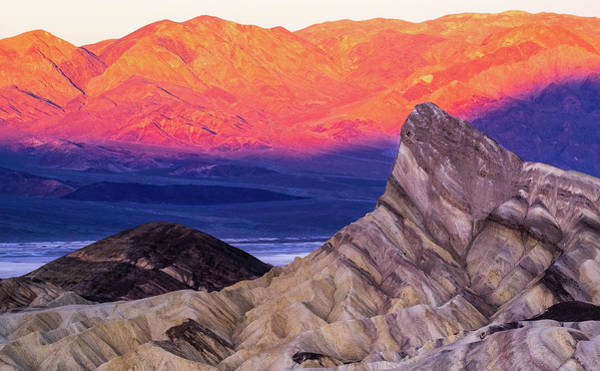 Death Valley Photograph - Usa, California Death Valley National by George Theodore