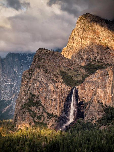 Usa, California, Yosemite National Art Print