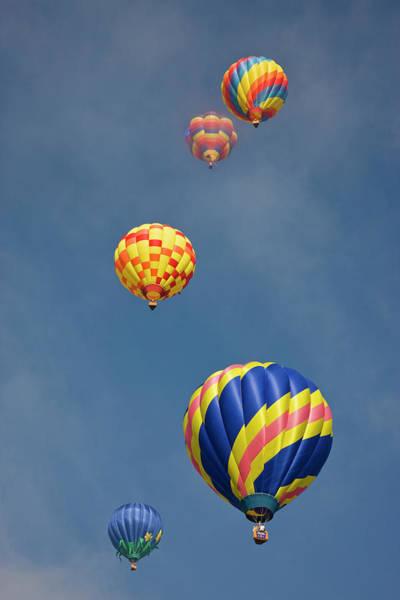 Balloon Festival Photograph - Usa, Colorado, Colorado Springs by Jaynes Gallery