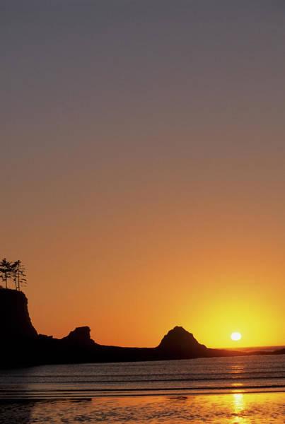 Astoria Wall Art - Photograph - Usa, Oregon, Astoria, Sunset, Sunset by Gerry Reynolds