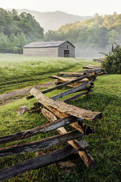 Cades Cove Photograph - Usa, Tennessee, Great Smoky Mountains by Jaynes Gallery