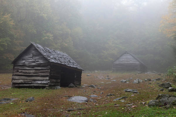 Southern Usa Photograph - Usa, Tennessee, Smoky Mountains by Henryk Sadura