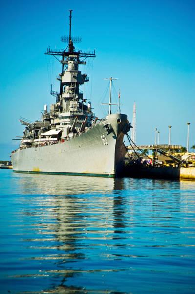 Wall Art - Photograph - Uss Missouri, Pearl Harbor, Honolulu by Panoramic Images