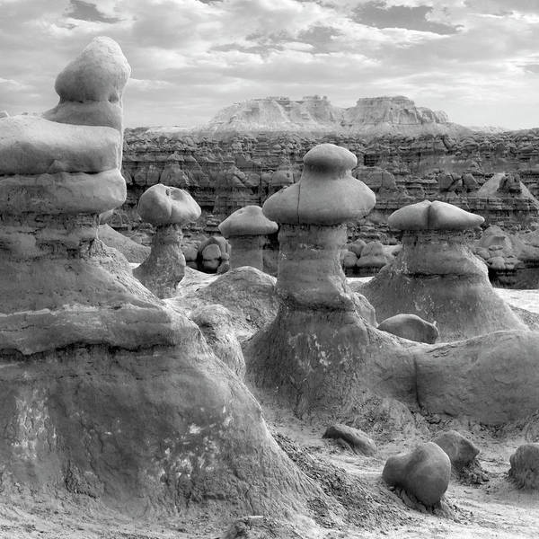 Goblin Photograph - Utah Outback 24 by Mike McGlothlen