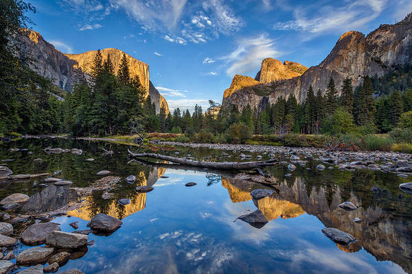El Capitan Wall Art - Photograph - Valley View II by Peter Tellone