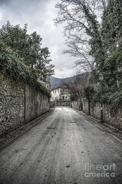 Photograph - Valsanzibio by Traven Milovich