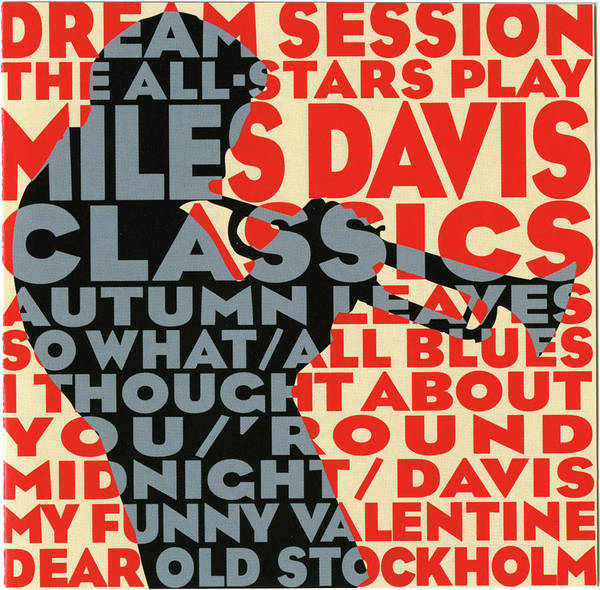 Wall Art - Digital Art - Various Artists -  Dream Session - The All-stars Play Miles Davis Classics by Concord Music Group