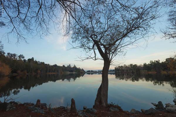 Photograph - Vasona Lake by Alexander Fedin