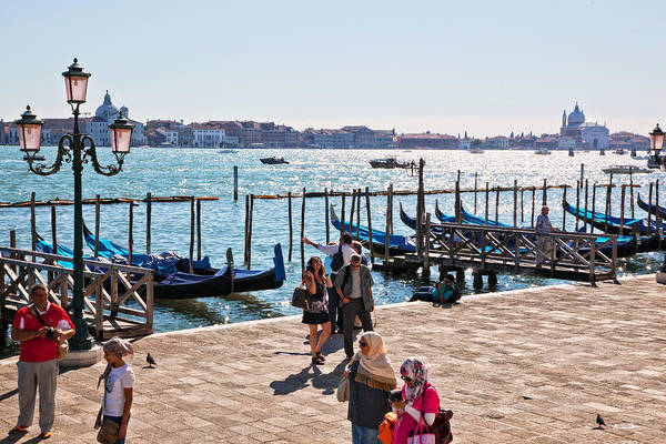 Wall Art - Photograph - Venice Afternoon by Madeline Ellis