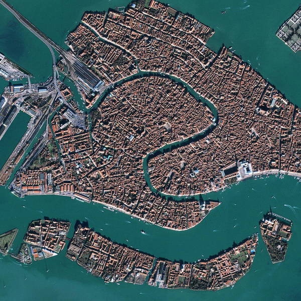 Wall Art - Photograph - Venice by Geoeye/science Photo Library