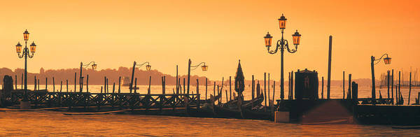 Leisurely Photograph - Venice, Italy by Panoramic Images