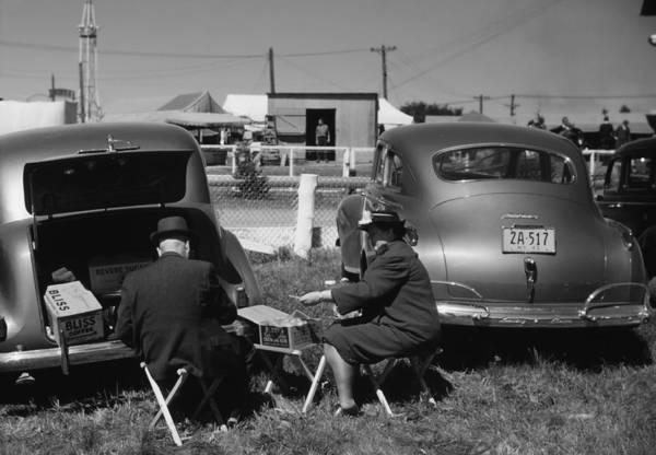 Rutland Photograph - Vermont State Fair 1941 by Mountain Dreams