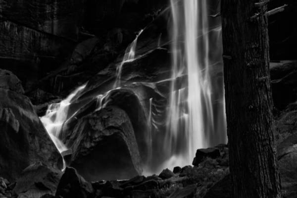 Photograph - Vernal Falls by Cat Connor