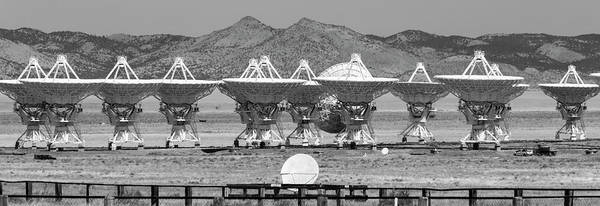 Very Large Array Photograph - Very Large Array by Jim West/science Photo Library