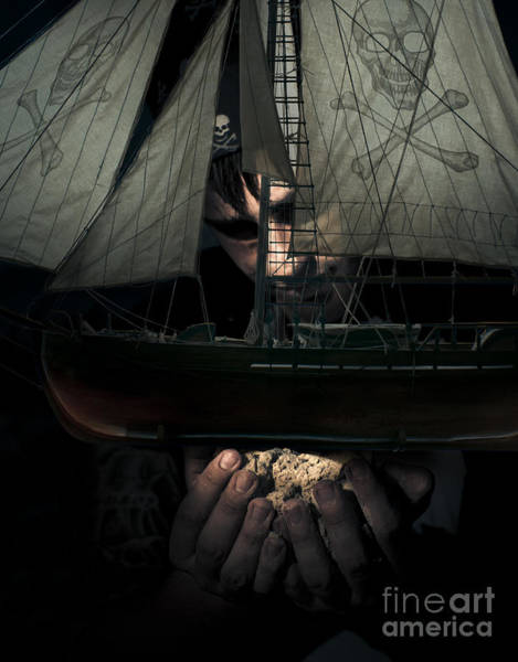 Rigging Photograph - Victory Of Conquest by Jorgo Photography - Wall Art Gallery