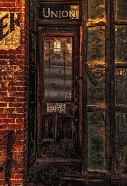 Wall Art - Photograph - Virginia City Brewery by Nancy Marie Ricketts