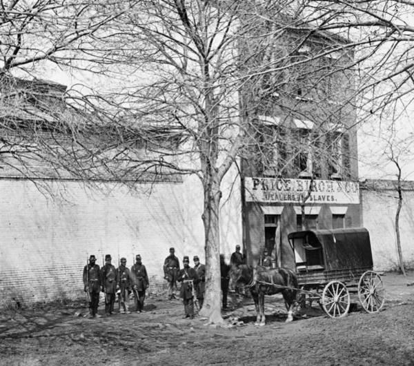 Photograph - Virginia Slave Dealer by Granger