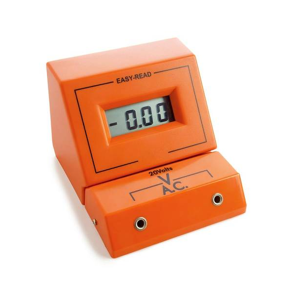 Voltage Photograph - Voltmeter by Science Photo Library