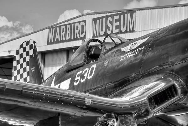 Photograph - Warbird Museum by David Hart