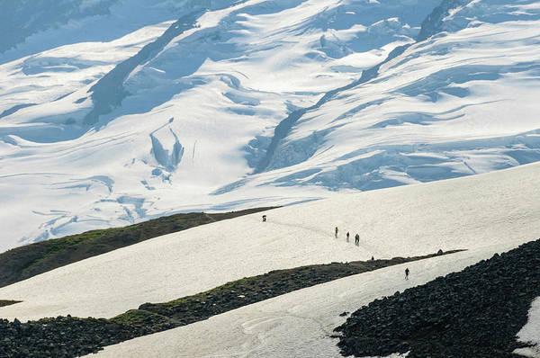 White Mountain National Forest Photograph - Washington, Cascade Mountains by Matt Freedman