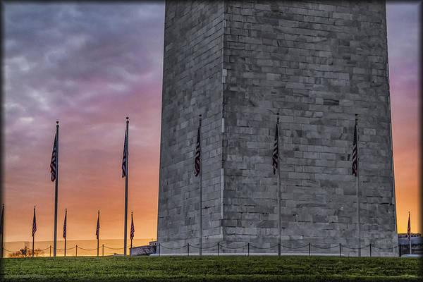 Photograph - Washington Sunrise by Erika Fawcett