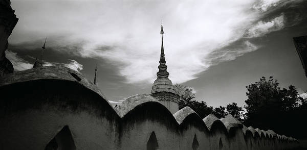 Photograph - Wat Suan Dok by Shaun Higson