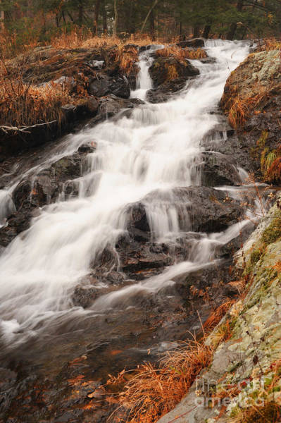 Wall Art - Photograph - Waterfall by HD Connelly