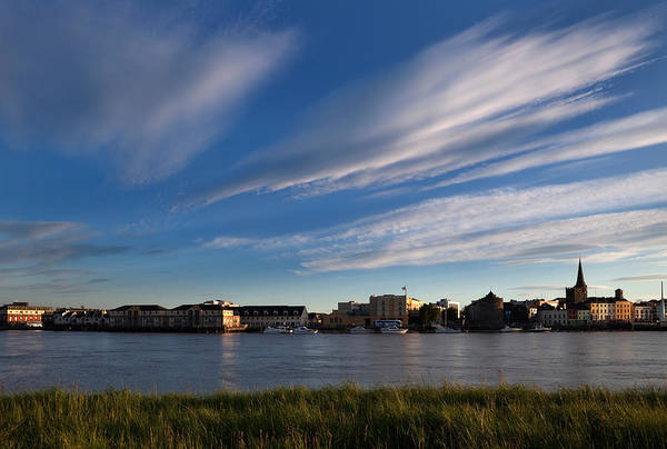 Suir Photograph - Waterford City, Waterford, Ireland by Panoramic Images