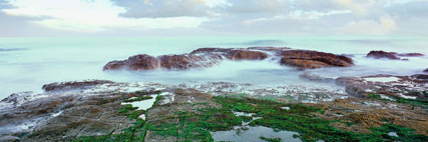 Roca Wall Art - Photograph - Waves On The Coast, Las Rocas Beach by Panoramic Images