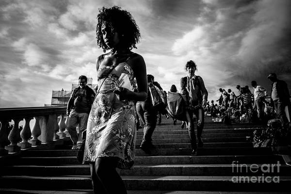 Photograph - We Live As We Dream by Traven Milovich