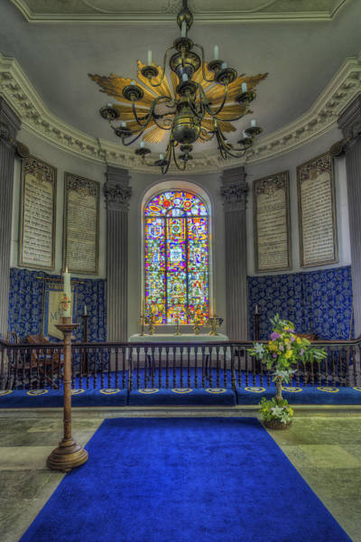 Photograph - Welsh Church by Ian Mitchell