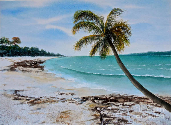 Painting - West Of Zanzibar by Sher Nasser