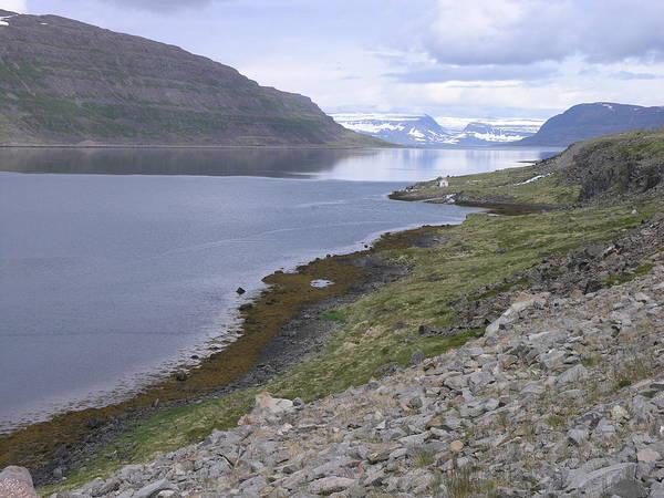 Westfjords Art Print