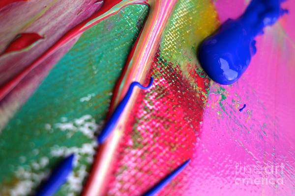 Painting - Wet Paint 32 by Jacqueline Athmann