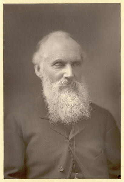William And Mary Photograph - William Thomson, 1st Baron Kelvin by Mary Evans Picture Library