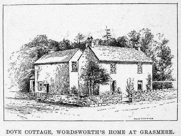Grasmere Wall Art - Drawing - William Wordsworth (1770-1850) by Granger
