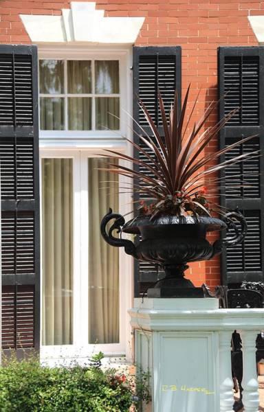 Photograph - Window On Savannah by R B Harper