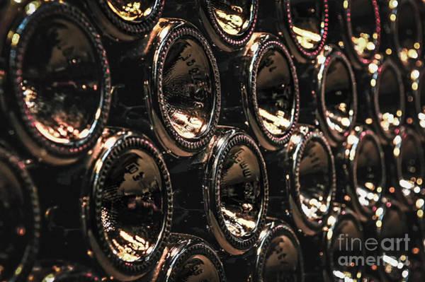 Photograph - Wine Bottles by Elena Elisseeva