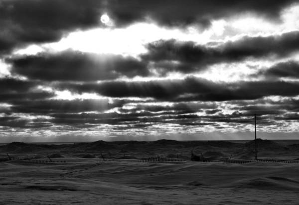 Photograph - Winter Desolation by Dan Sproul