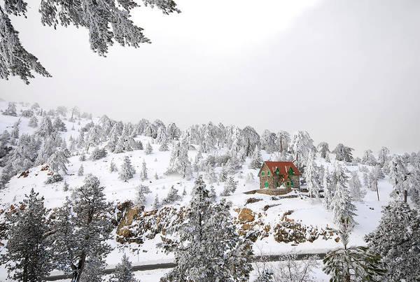 Scenery Wall Art - Photograph - Winter Landscape by Michalakis Ppalis