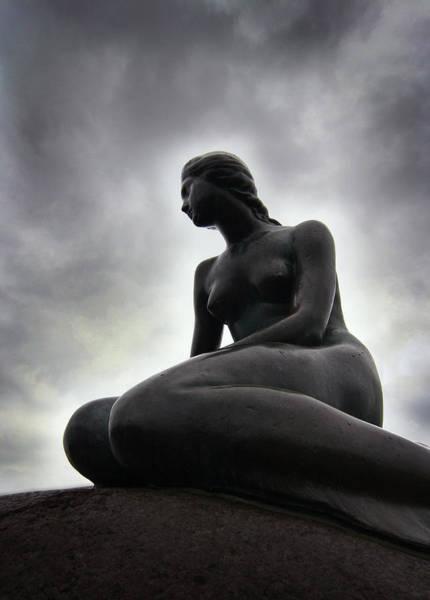 Woman Standing Strong Art Print